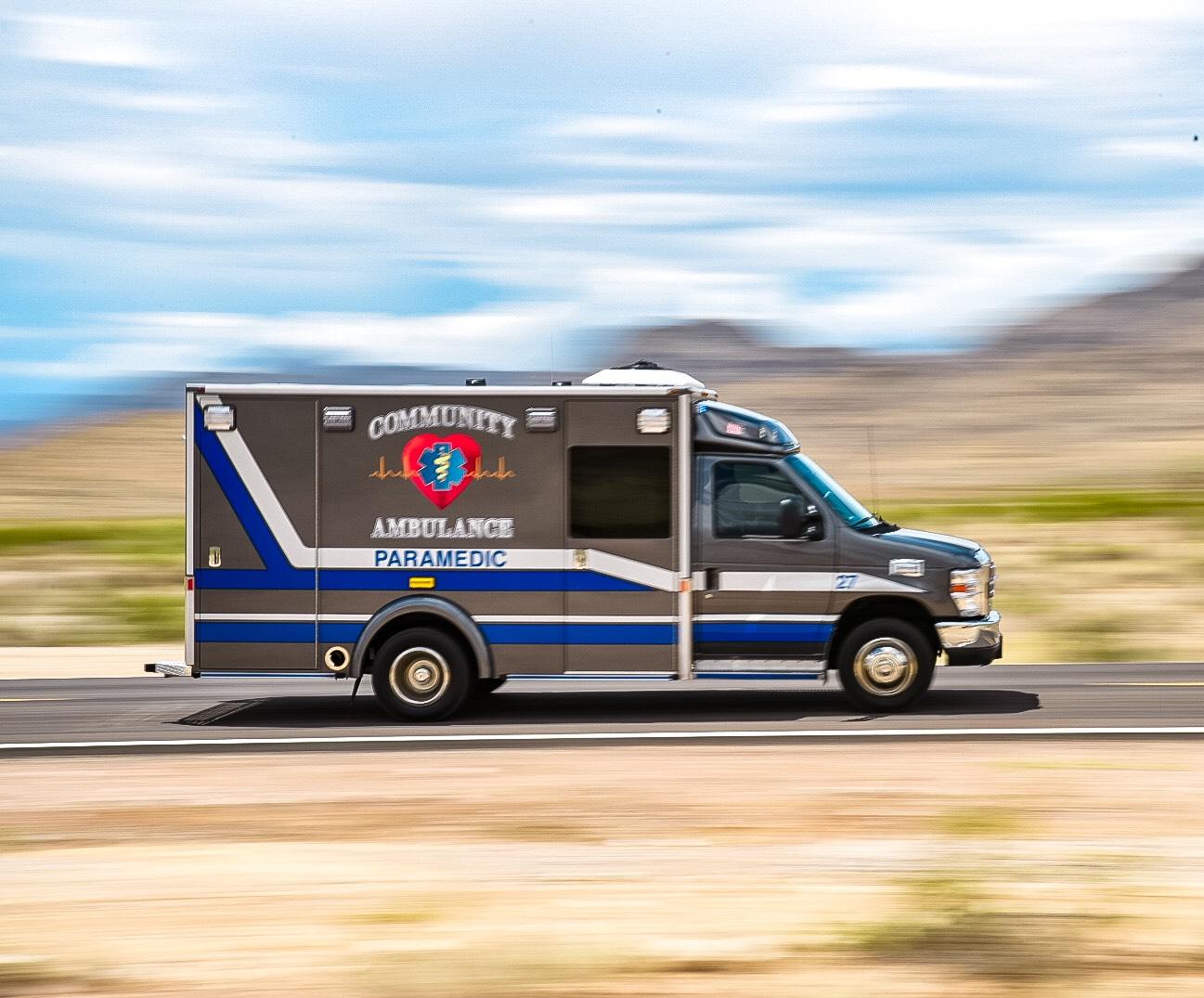 Community Ambulance - Demers MX151 Ambulances