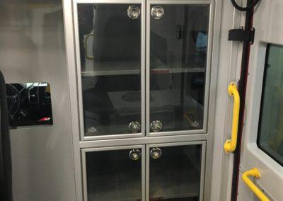 Fort Mojave Mesa Demers MXP150 ALS Cabinet