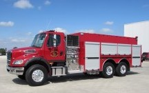Summit Fire & Medical: Danko 3,000 Gallon Pumper-Tender