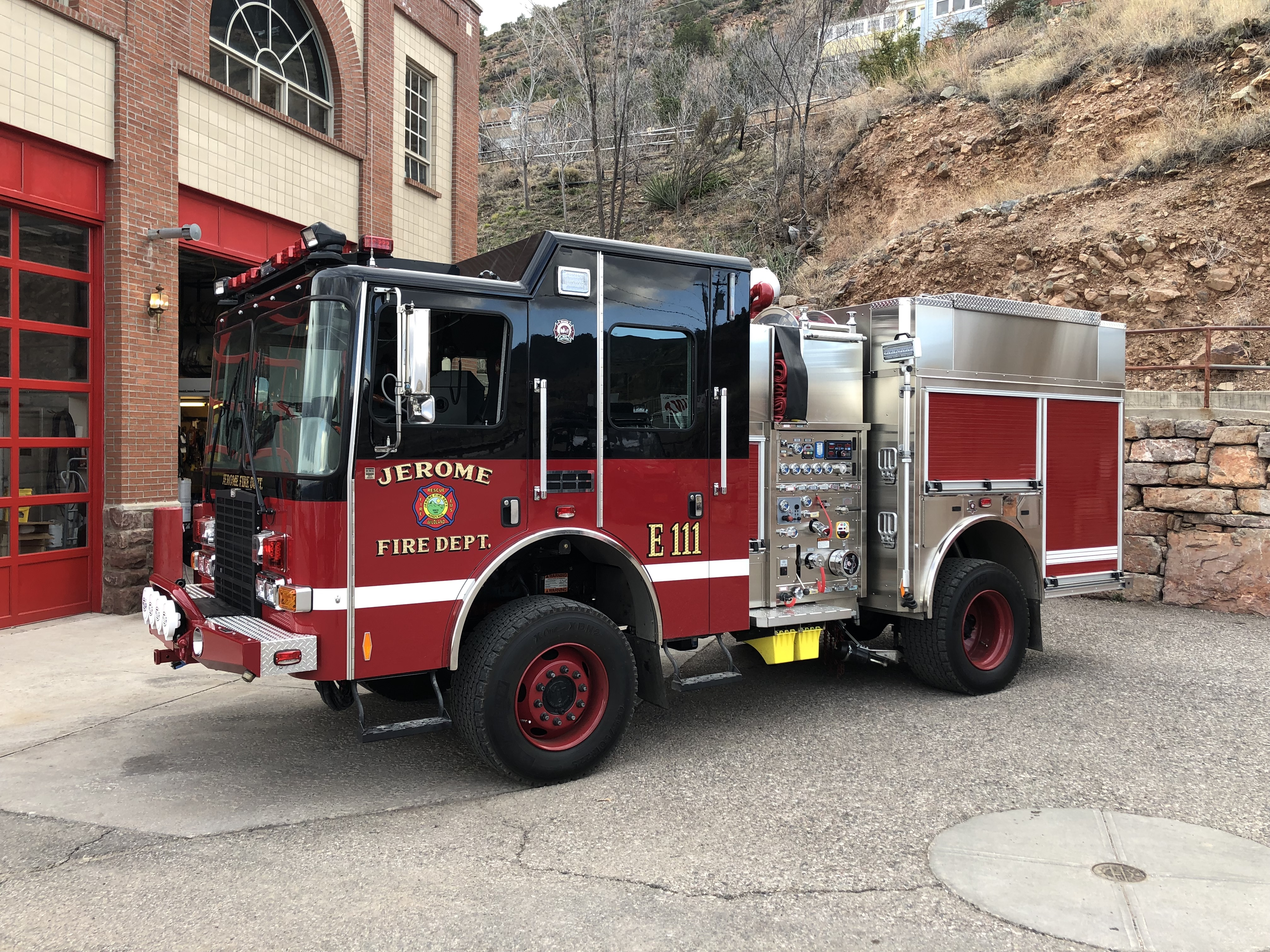 Jerome HME Pumper