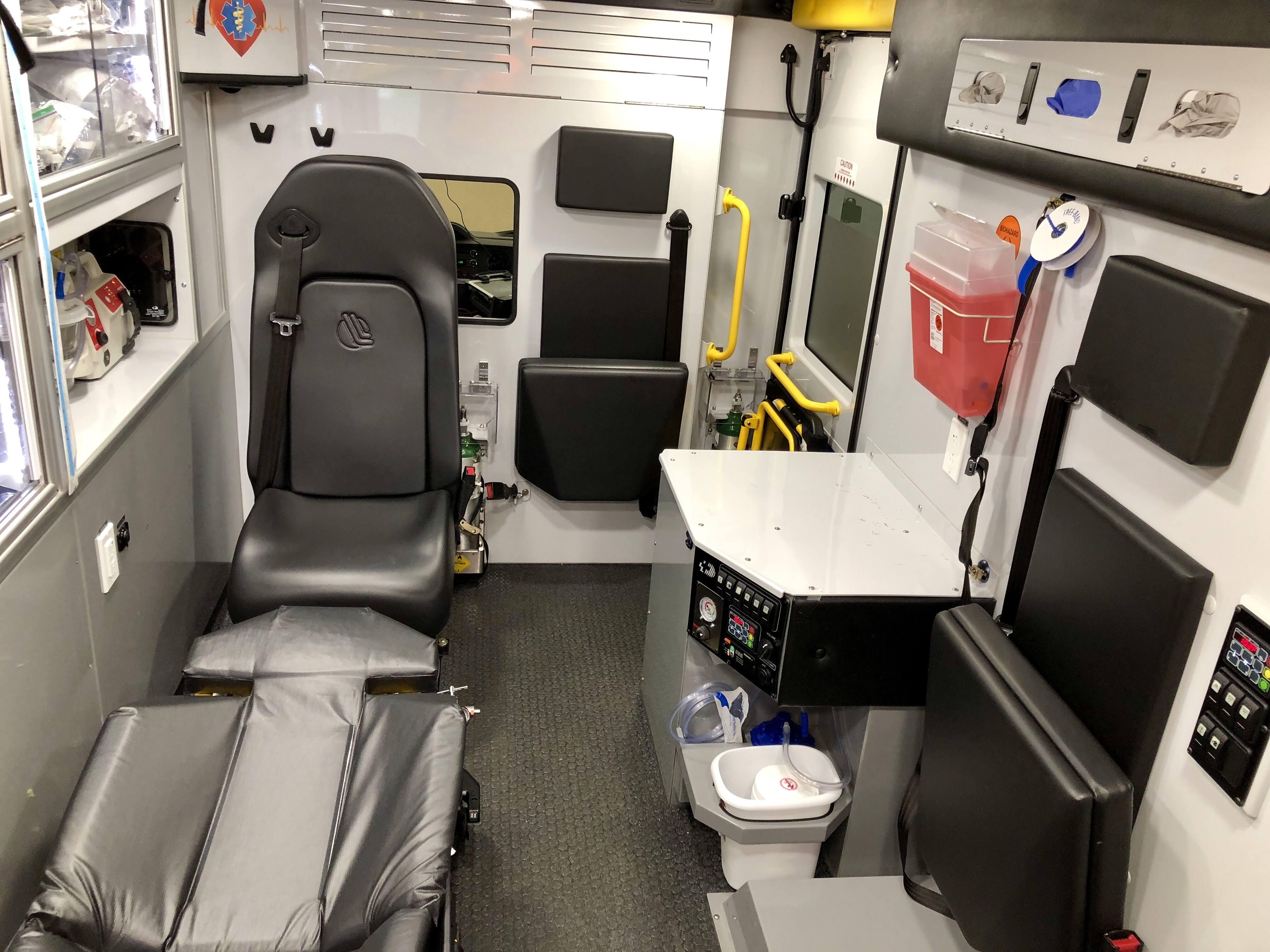 Community Ambulance: Demers MX151 Type 3 | RedSky Fire Apparatus