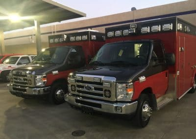 AZ Fire & Medical Demers MX164s - Just Delivered