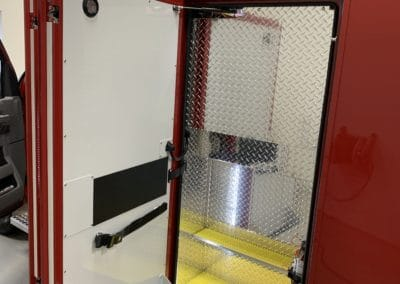 AZ Fire & Medical Demers Stair Chair Storage