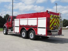Summit Danko Pumper-Tender - DS Rear
