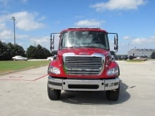 Summit Danko Pumper-Tender - Front