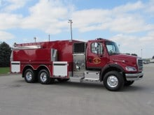 Summit Danko Pumper-Tender - PS