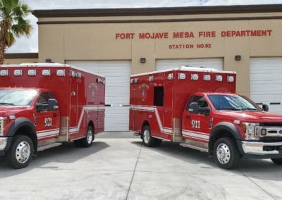 Fort Mojave Mesa - 2 - Station