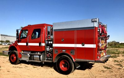 HME 4x4 Wildland-Urban Interface Pumpers (#23306-08)