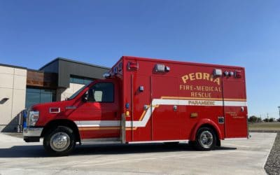 Peoria Fire & Medical - Demers MX164