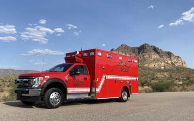 Fry Fire District's Twin Demers MXP170s