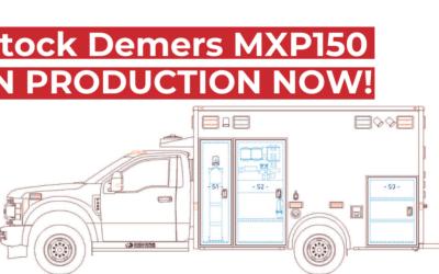 Demers MXP150 Type I, #F19P-4051