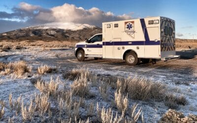 Elko County EMS - Braun Signature Type Is
